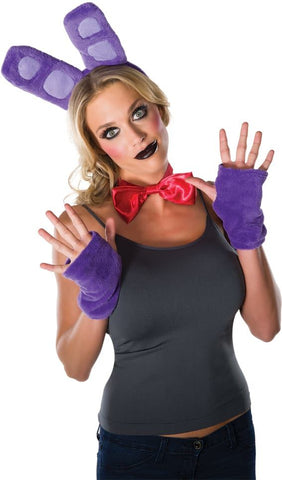 Five Nights Bonnie Kit-Adult Costume
