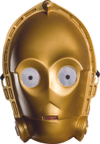 Star Wars C-3PO Mask-Adult