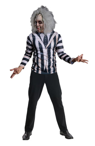 Beetlejuice Kit-Adult Costume