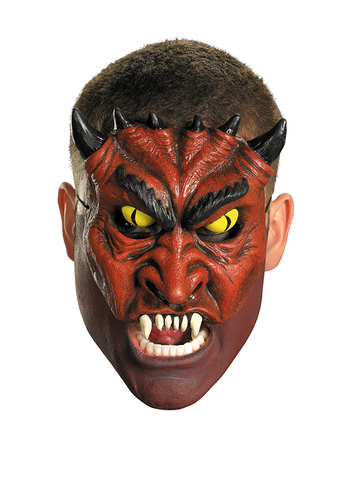Blood Devil Mask- Adult