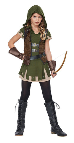 Miss Robin Hood Tween