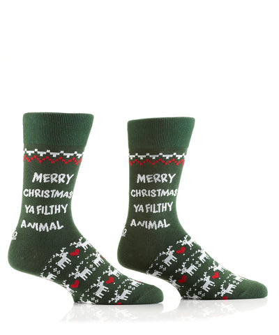 Silly Socks Ya Filthy Animal-Mens