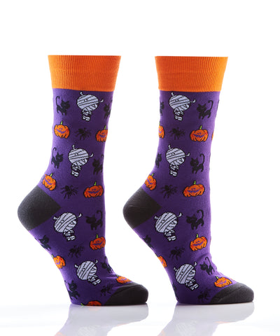 Silly Socks Mummies & Cats-Womens