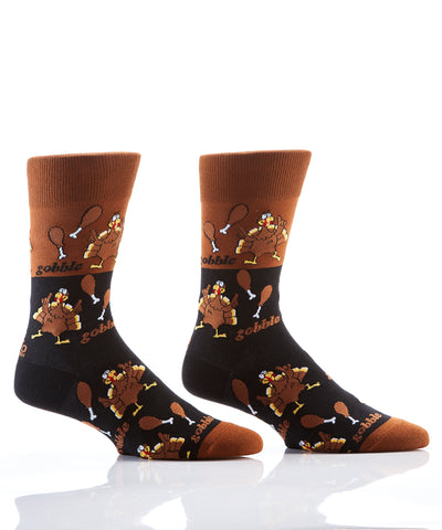 Silly Socks Gobble Gobble-Mens
