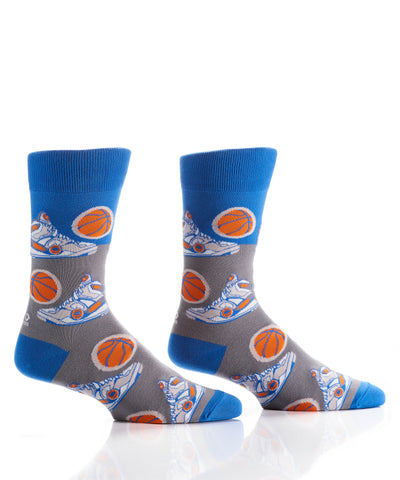 Silly Socks Hoops-Mens
