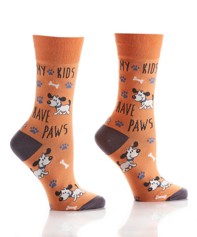 Silly Socks Four-Legged Kids-Womens