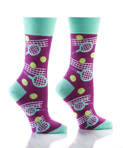 Silly Socks Tennis-Womens