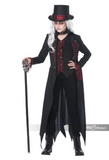 Gothic Vampiress-Child Costume