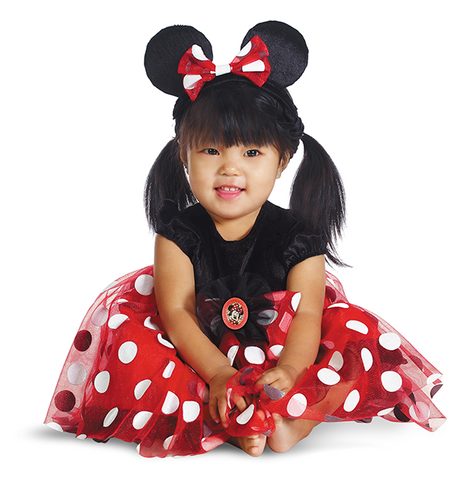 Red Minnie Deluxe