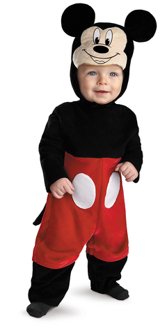 Mickey Deluxe-Child Costume - ExperienceCostumes.com