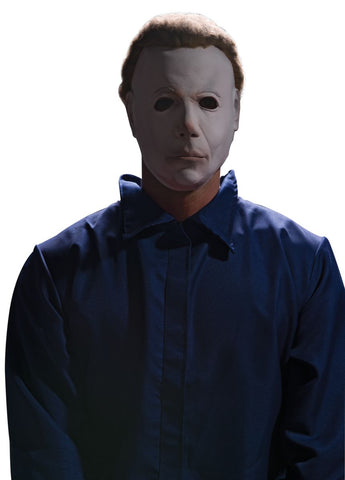 MICHAEL MYERS MASK W/WIG-