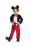 Mickey Mouse Deluxe-Child Costume - ExperienceCostumes.com