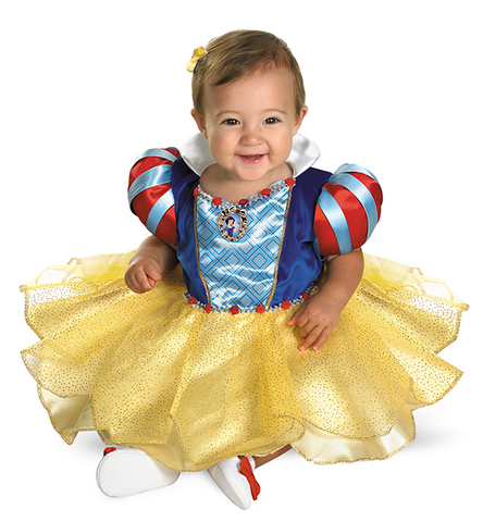 Snow White Classic-Infant Costume - ExperienceCostumes.com
