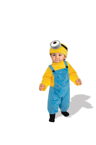 Despicable Me Minion Stuart-Toddler Costume