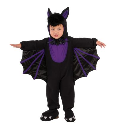 Bitty Bat-Child Costume