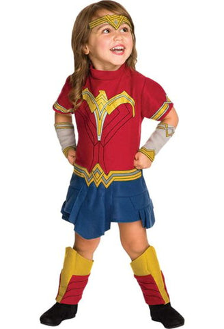 Wonder Woman Romper-Child