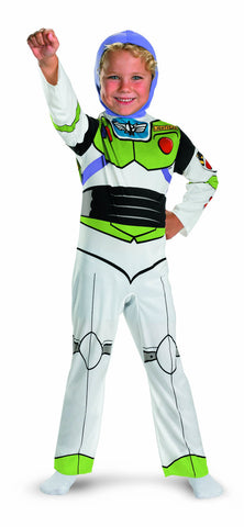 Toy Story Buzz Lightyear-Child Costume - ExperienceCostumes.com