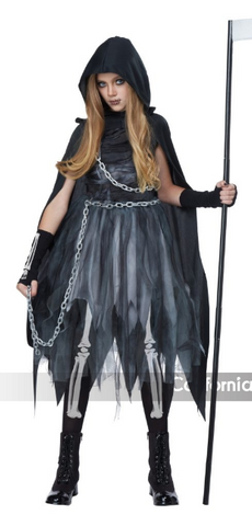 Reaper Girl-Child Costume