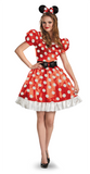Minnie Mouse Classic-Adult Costume