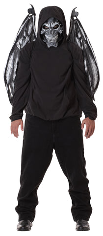 Fallen Angel Mask and Wings-Adult