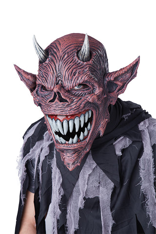 Devil's Feast Ani-Motion Mask-Adult
