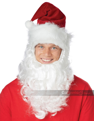 Santa Claus Kit-Adult Costume Accessory