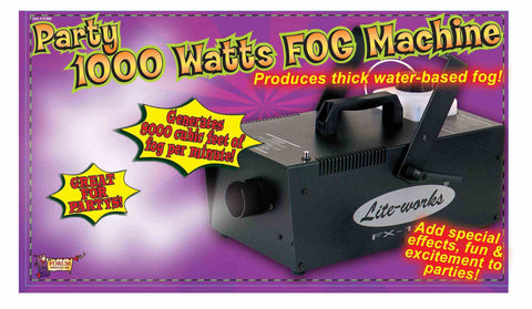 1000W METAL FOG MACHINE