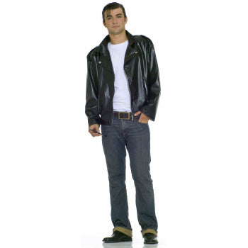Greaser Jacket-Adult Plus Costume Accessory