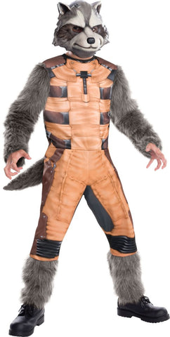 Rocket Raccoon Costume-Child Costume