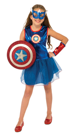 American Dream TuTu-Child Costume