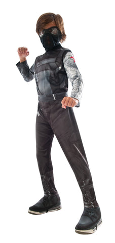 Winter Soldier-Child Costume