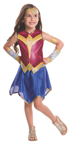 Wonder Woman-Child Costume