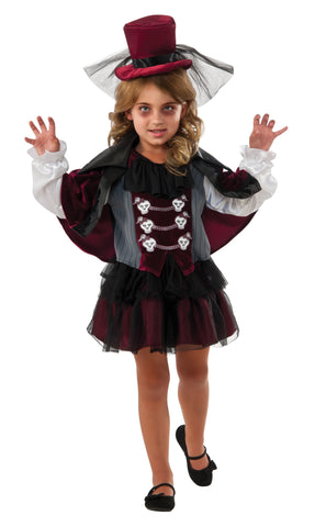 Little Vampiress-Child Costume