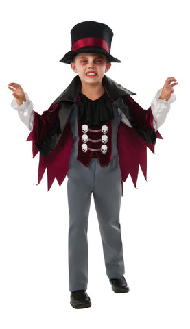 Little Vampire-Child Costume