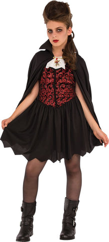 Miss Vampire-Child Costume