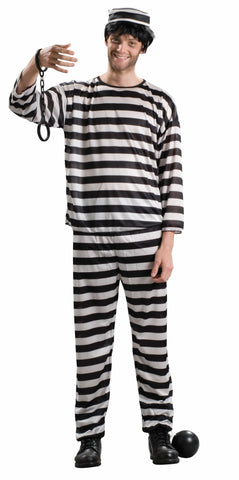 Prisoner-Adult Costume