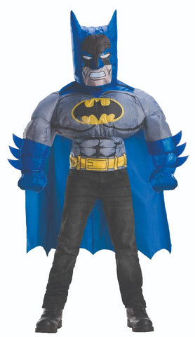 Inflatable Batman Top-Child