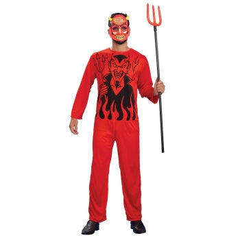 Retro Devil-Adult Costume