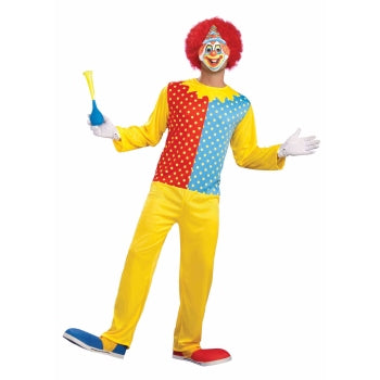 Retro Clown-Adult Costume