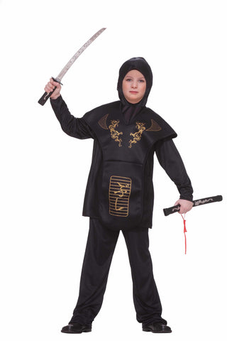 Ninja Boy-Child Costume