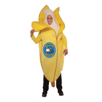 Banana Costume-Adult