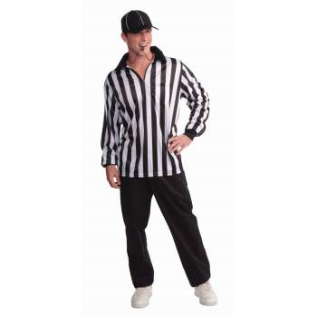 Referee-Adult Costume