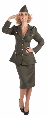 WWII Army Gal-Adult