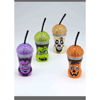 MONSTER SIPPY CUPS-ASST.STYLES