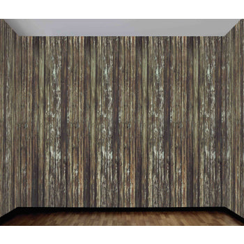 Rotted Wood Wall 20'