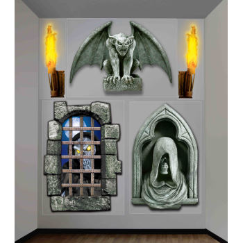 Dungeon Wall Decor