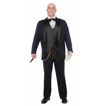 Daddy Warbucks-Adult Costume