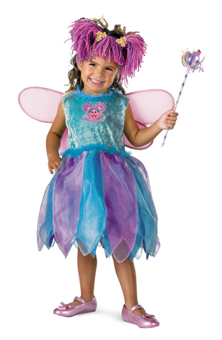 Abby Cadabby Deluxe-Child Costume
