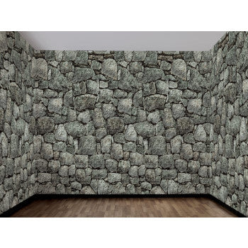 Dungeon Decor Stone Wall Backdrop