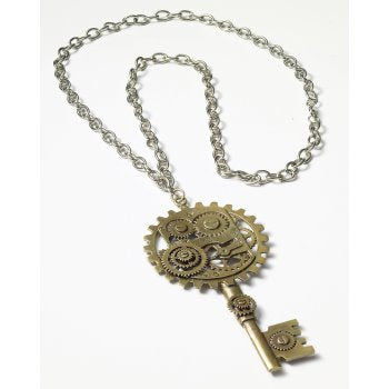 Steampunk Necklace-Adult
